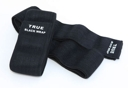INZER True Black Knee Wraps Solid 2,5 m [под заказ]